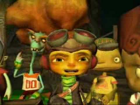 Psychonauts - I am making the entire game of psychonauts into a conveniant set of videos so you people can watch and enjoy without the bother of playing it yourself!