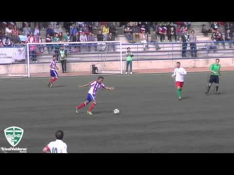 Video Resumen @trivalvalderas 1-1 @Atleti B (Via videostrivalvalderas)