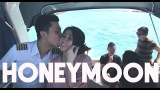 Video PILOT DIARY VLOG - HONEYMOON! to a special island.. MP3, 3GP, MP4, WEBM, AVI, FLV April 2019