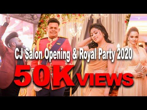 CJ Salon Opening & Royal Party 2020