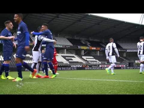 Samenvatting kampioenswedstrijd Jong Heerenveen