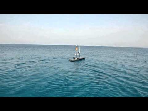 Alam Sekitar Eco Technology : Wave Glider