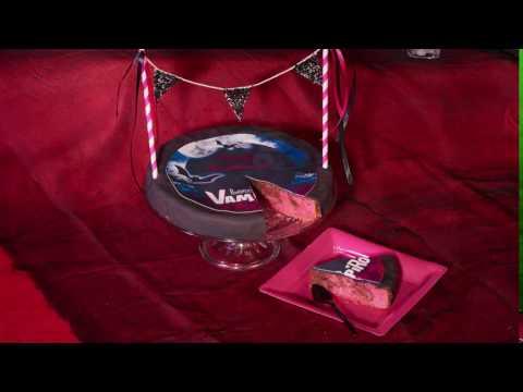 Recette de gâteau marbré signé Chica Vampiro