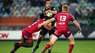 Chiefs v Reds Rd.11 Super Rugby Video Highlights 2017