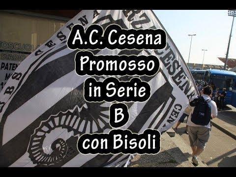 El Ascenso del Cesena a la Serie B (2009)