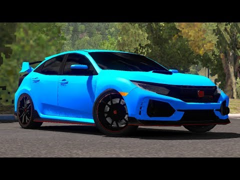 [ATS] Fix Honda Civic 2017 typeR and Civic Fc5 1.32
