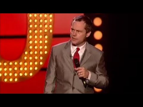 Holidays - Jack Dee Live at the Apollo - BBC stand up comedy