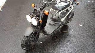 9. 2006 Honda Ruckus Scooter