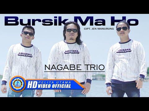 Nagabe Trio - BURSIK MA HO || Lagu Batak Terbaru 2021 (Official Music Video)
