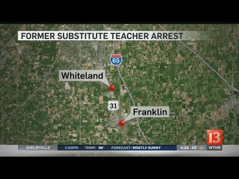 Former substitute teacher charged with paying student for sex