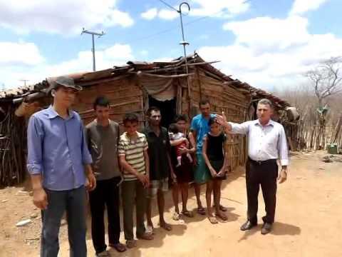 Assembleia de Deus em Aroeiras- Coreaú-CE lança o projeto da construção de uma 2° casa popular