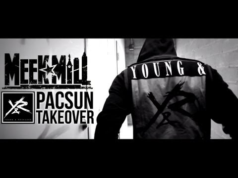 young and reckless - youngandreckless.com Shutting down malls with Meek Mill Last weekend, the Y&R crew headed out to Cherry Hill Mall in New Jersey to take over the PacSun with ...