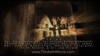 As a Man Thinketh (Film) - First Look