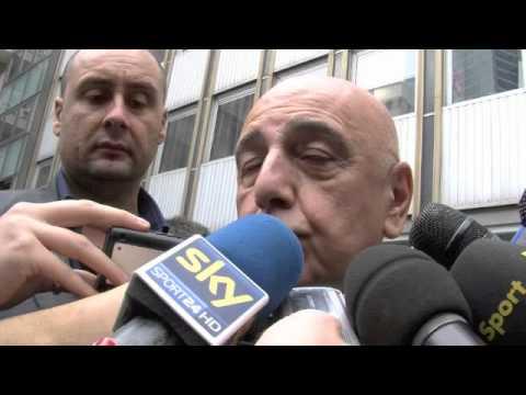 Galliani zahteva tehnologijo golove črte v Serie A