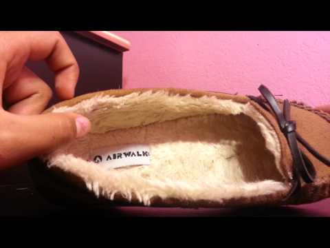How To Clean Your Moccasins & The Inside
