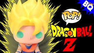 Super Saiyan Goku SSJ DragonBall Z Funko POP Vinyl Review