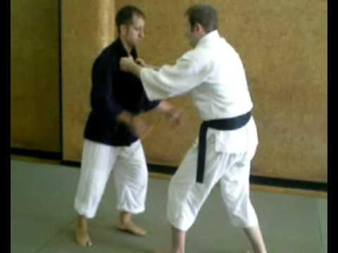 Shoshinkan dojo, Aikijujutsu & Jujutsu en Barcelona