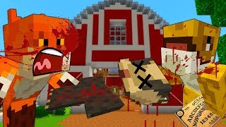 Animals KILLED By The IT GHOST - MINECRAFT