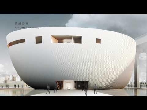 Arquitectura de Lujo: Pabellón de Finlandia Expo 2010