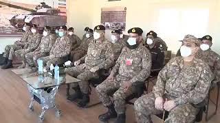 Pakistan yeni tankının sınaqlarını keçirib