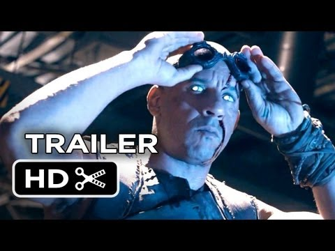 official trailer - Subscribe to TRAILERS: http://bit.ly/sxaw6h Subscribe to COMING SOON: http://bit.ly/H2vZUn Like us on FACEBOOK:http://goo.gl/dHs73. Riddick Official Trailer ...