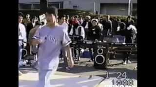 Chino Japan  City new picture : CHINO 80's Old school bboy TOKYO JAPAN ROCK STEADY CREW Part 2