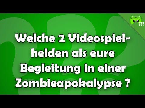 Welche 2 Videospielhelden als Begleitung in einer Zombieapokalypse ? - Frag PietSmiet ?!