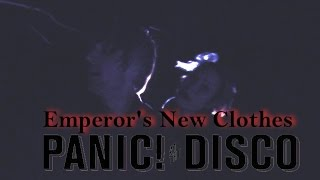 "Panic at the Discos new album, The Death of a Bachelor came out this past week so I figured I'd give this new tune a try!  I hope you enjoy.Thanks for watching, subscribe won't you?  Maybe share with your friends? (It helps a lot!)Download this Song for FREE!: https://richieslater.bandcamp.com/album/emperors-new-clothes-panic-at-the-disco-coverMy Original songs:Chasing Ghosts: https://www.youtube.com/watch?v=Uc3PQHcbnwIA Lonely Eventide: https://www.youtube.com/watch?v=tQY5awV42O8My cover of ""The Temple of Time' from the Legend of Zelda: https://www.youtube.com/watch?v=G__OPkBK17M8Check out my album ""The Light to My Darkness""iTunes - https://itunes.apple.com/us/album/the-light-to-my-darkness/id974389221CDBaby - http://www.cdbaby.com/cd/richieslater2Like Me on Facebook to keep up: https://www.facebook.com/RichieSlaterMedia"