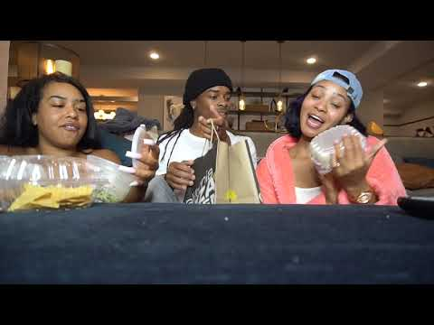 Download AdultTalk Mukbang (Very Funny) | IAMZOIE, BSIMONE, PRETTYVEE HD Mp4 3GP Video and MP3