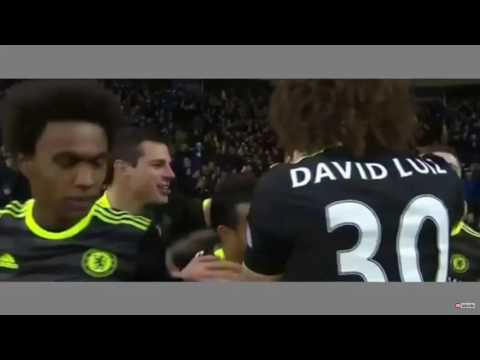 Chelsea vs Leicester City 3-0 All Goals & Highlights Jan, 14/2017(Extended)