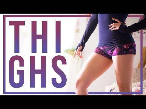 캐시언니가 추천하는 최고의 허벅지 운동