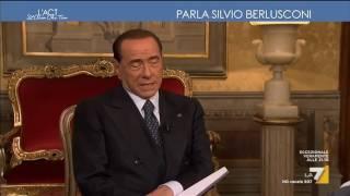 Berlusconi: 'Nel M5s i veri professionisti della politica, Di Battista e Di Maio dichiaravano zero' Video