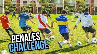 Video PENALES CHALLENGE con Sebastian Fernandez | LOS DISPLICENTES MP3, 3GP, MP4, WEBM, AVI, FLV Juli 2018