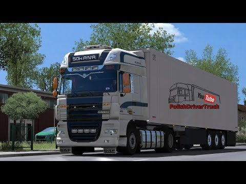 DAF XF 105 by vad&k v5.6 -reworked and fixed- 1.30.x