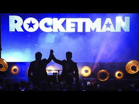 Premiere von »Rocketman« in Cannes - Elton John zeigt  ...