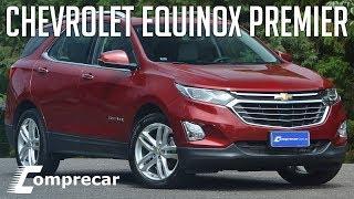 Ver o vídeo Avaliação: Chevrolet Equinox Premier