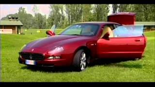 Maserati Grand Sport Coupè&Spyder - Dream Cars
