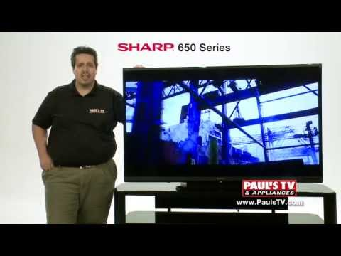 Paul's Preview: Sharp 6 Series LED TV