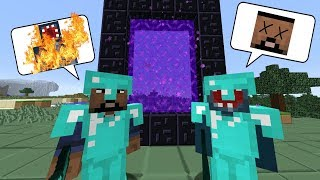 THE ULTIMATE FRIENDSHIP TEST!! - Minecraft Friend or Foe #9