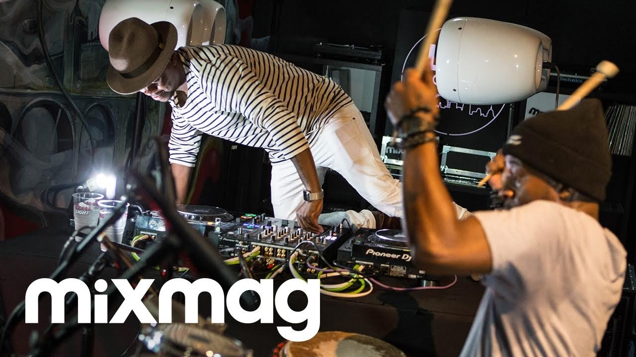 Black Motion - Live @ Mixmag Lab LDN 2016
