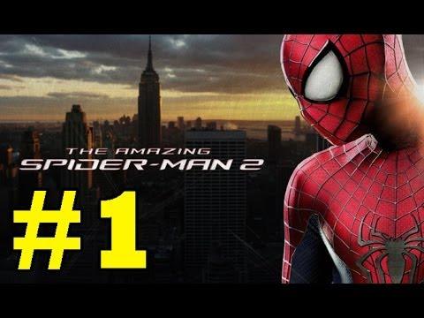 the amazing spider man 2 xbox one trailer
