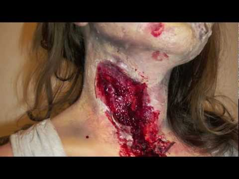 gel - Quick easy recipe for a prosthetic gel that you can make at home! Here are videos that show me using this: TUTORIAL: Mutated Zombie (includes neck wound): ht...