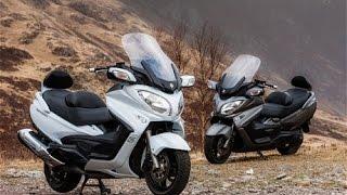 8. New Model 2017 Suzuki Burgman 650 Motor Bike Executive