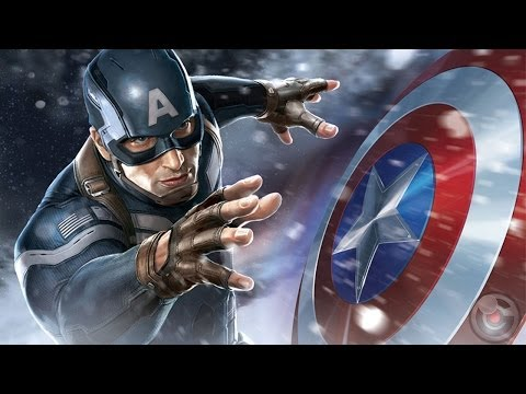 Captain America: The Winter Soldier - The Official Game - iPhone and iPad Gameplay