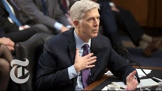 Gorsuch Hearings, Day 4