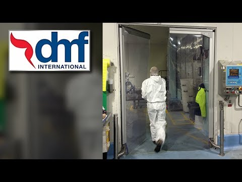 DMF International high impact traffic doors