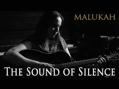 "Simon & Garfunkel  ""The Sound of Silence"" Cover by Malukah"