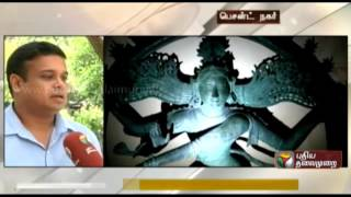 PT's exclusive interview with Mr. Vijaykumar who played a vital role in the recovery of statues