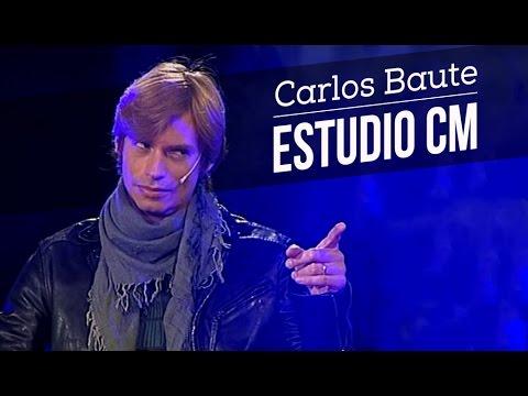 Carlos Baute video Entrevista CM Estudio - Septiembre 2013