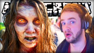 """Minecraft Zombies! - """"TOUGHEST MAP!"""" - LIVE w/ Ali-A!"""